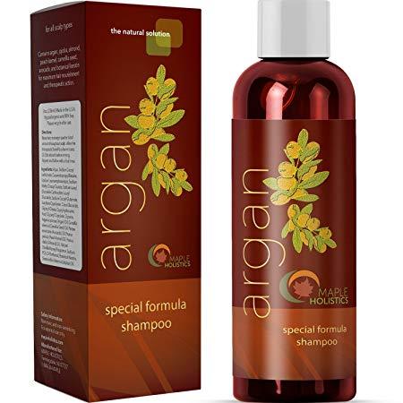 Best Argan Oil Shampoo
