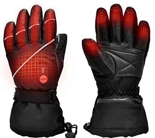 Best Heated Ski Gloves