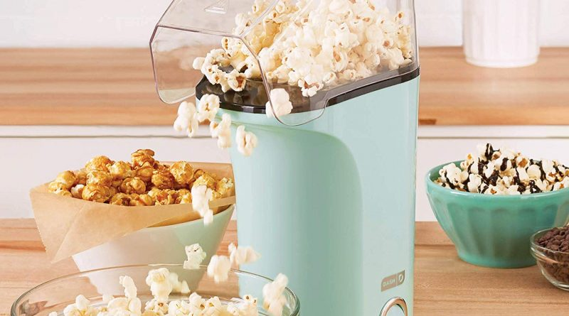 Best Popcorn Machine